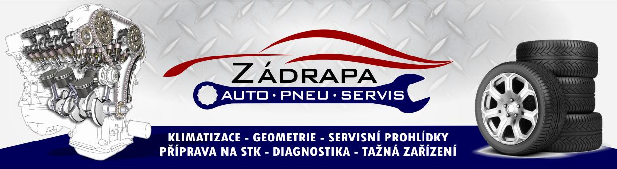 Autoservis Zádrapa – Autoservis, Pneuservis, Klimatizace, TPMS